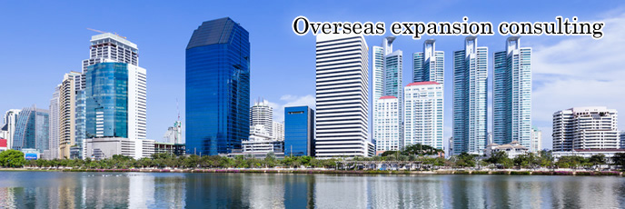 Overseas expansion consulting